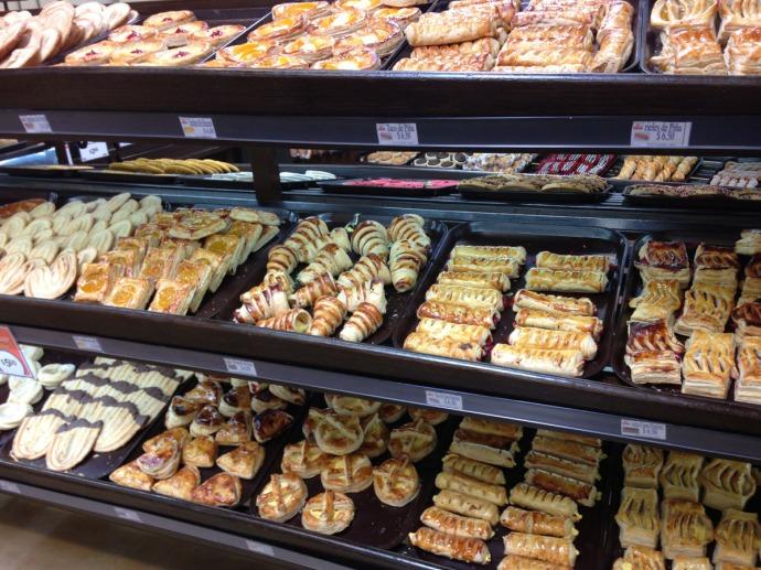Chedraui bakery 1