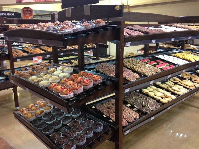 Chedraui bakery 2