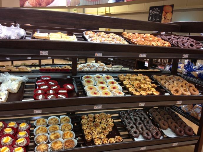 Chedraui bakery 3