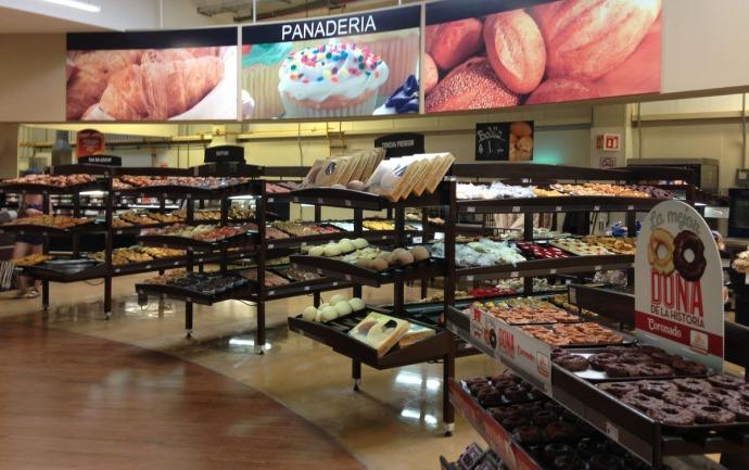 Chedraui bakery 4