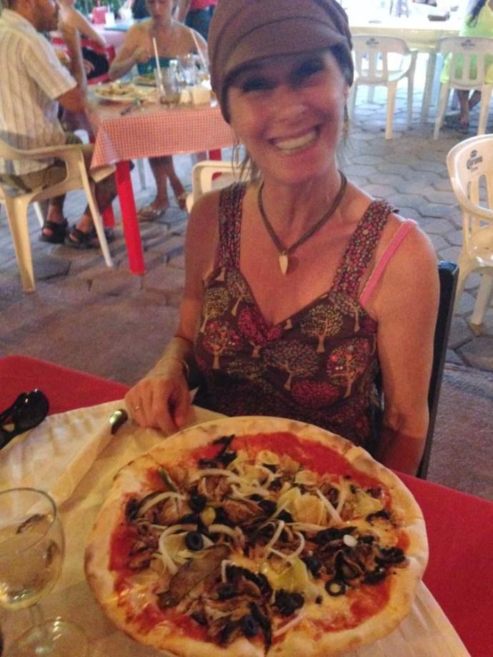 La Siesta Pizzeria, Tulum Donna