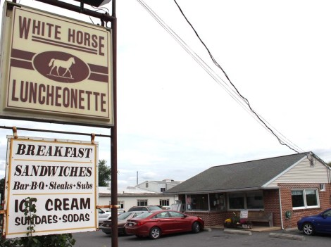 Amish Country, White Horse Luncheonette