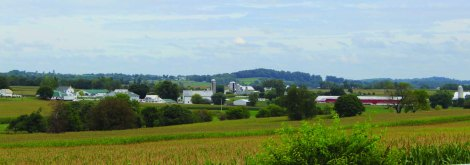 Amish Countryside hori banner