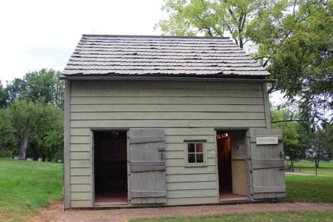Ephrata Cloister house