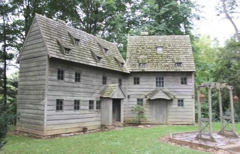 Ephrata Cloister playhouse
