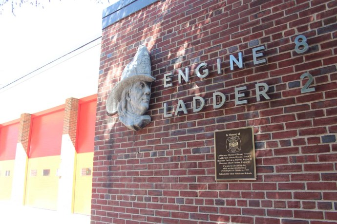 Philly Engine 8 Ladder 2 Firehouse