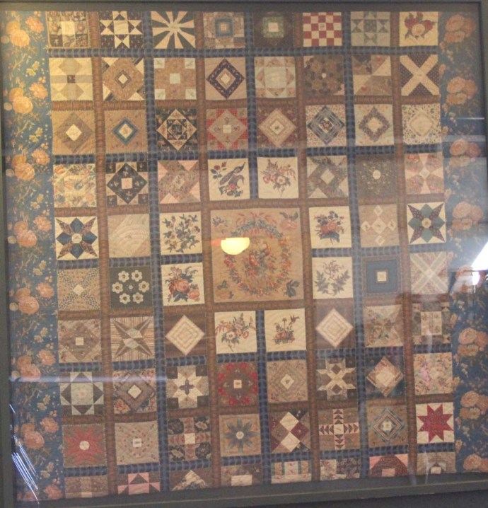 Philly Quaker quilt