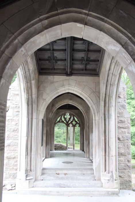 Valley Forge stone arch