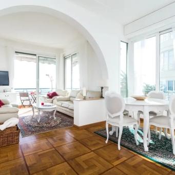 Nice apartment living room